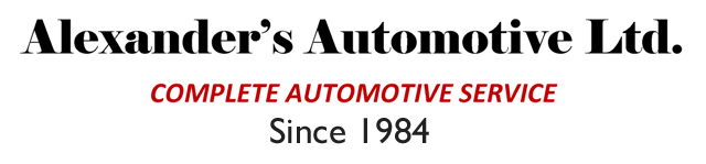 Alexander's Automotive Ltd